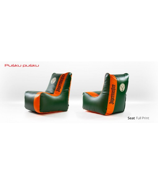 Fotel Seat Outdoor Printed - puf ...