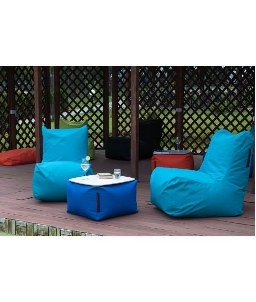 Zestaw Puf OX 2 x Seat + Soft Table